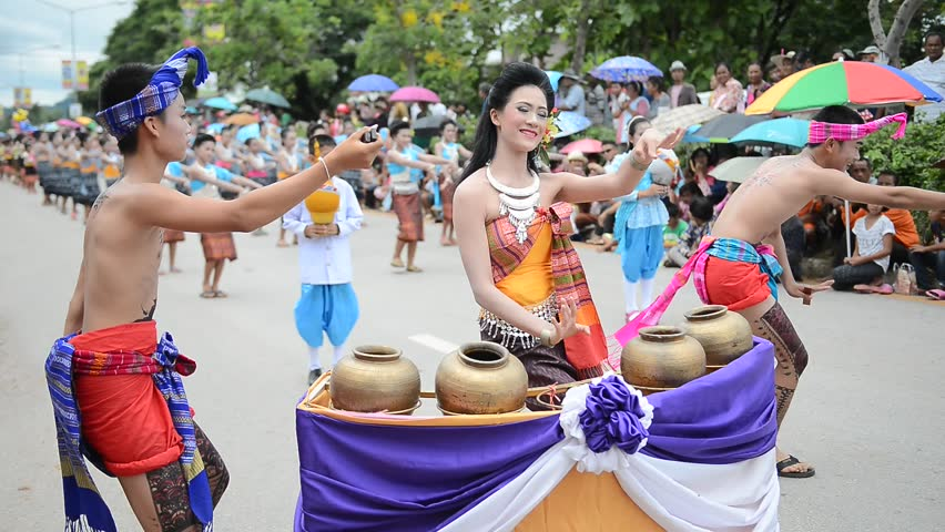 Thai people and culture